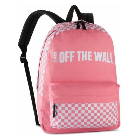 Plecak VANS - Central Realm B VN0A3UQSUV61 Strawberry/Pink