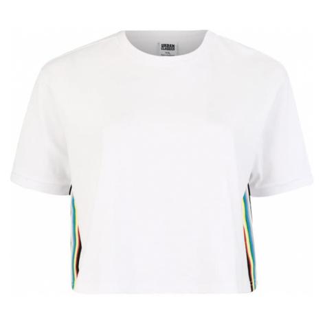 Urban Classics Curvy Koszulka mieszane kolory / biały