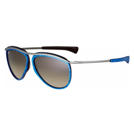 Ray-Ban Okulary przeciwsłoneczne szary / niebieski