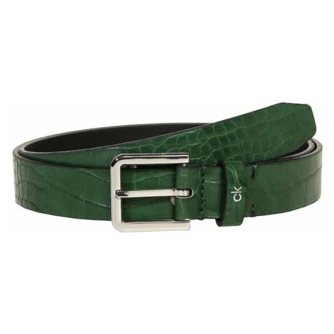 Calvin Klein Pasek zielony