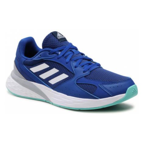 Adidas Buty Response Run FY9583 Niebieski