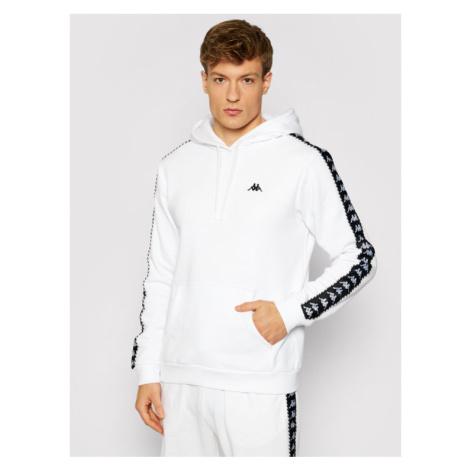 Kappa Bluza Igon 309043 Biały Regular Fit
