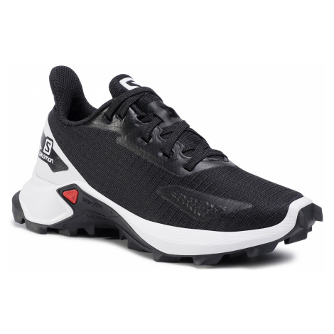 Buty SALOMON - Alphacross Blast J 411161 09 W0 Black/White/Black