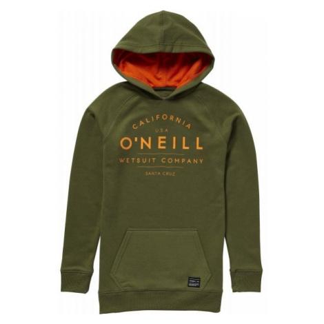 O'Neill LB O'NEILL HOODIE brązowy 128 - Bluza chłopięca