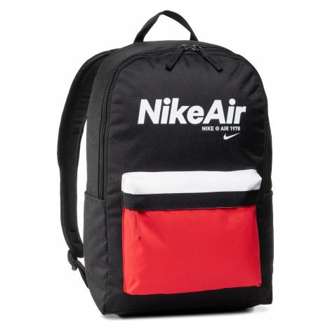 Plecak NIKE - CT5224 010 Czarny Czerwony