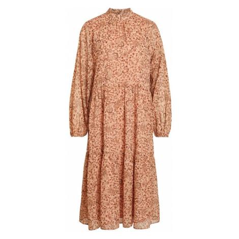 VILA Sukienka 'Medova' mieszane kolory / stary róż
