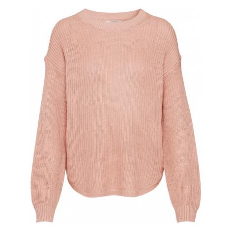 ONLY Sweter 'ARONA' różowy pudrowy