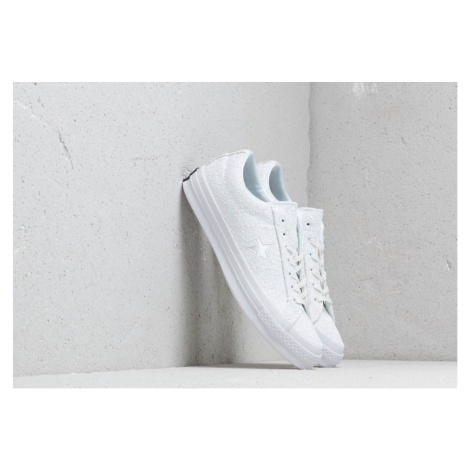Converse One Star Ox White/ Silver/ White