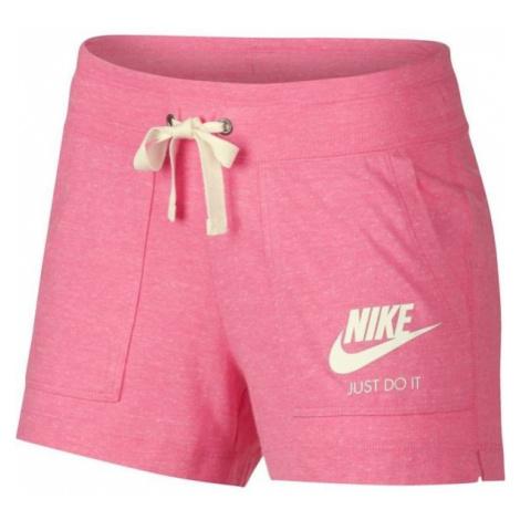 Nike NSW GYM VNTG SHORT różowy XL - Spodenki damskie