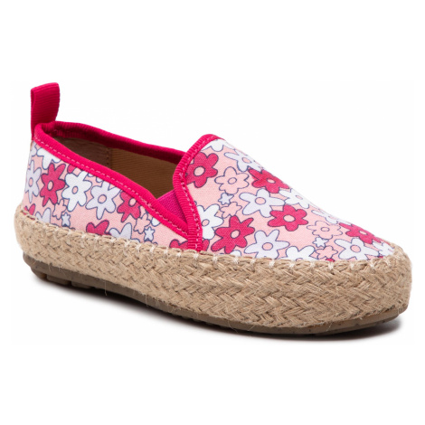 Espadryle EMU AUSTRALIA - Gum Magic Print K12577 Pink/Rose