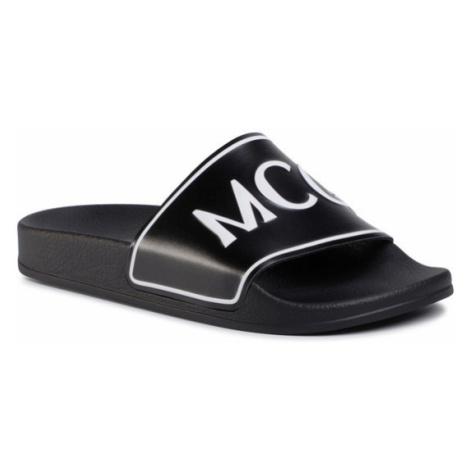 MCQ Alexander McQueen Klapki Infinity Slide 600567 R2668 1070 Czarny