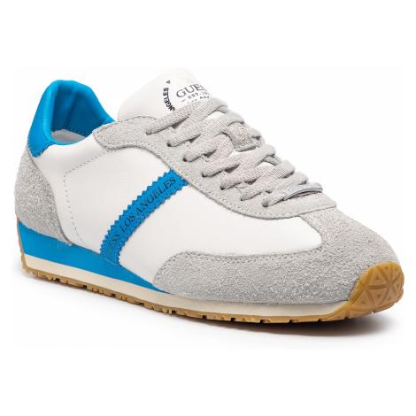 Sneakersy GUESS - Glorym FM6GLR LEA12 BLUE