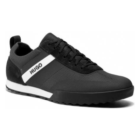Hugo Sneakersy Matrix 50407638 10216494 01 Czarny Hugo Boss