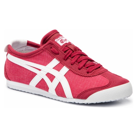 Sneakersy ASICS - ONITSUKA TIGER Mexico 66 1183A223 Classic Red/White 600