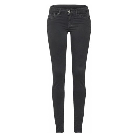 Pepe Jeans Jeansy 'Pixie' antracytowy