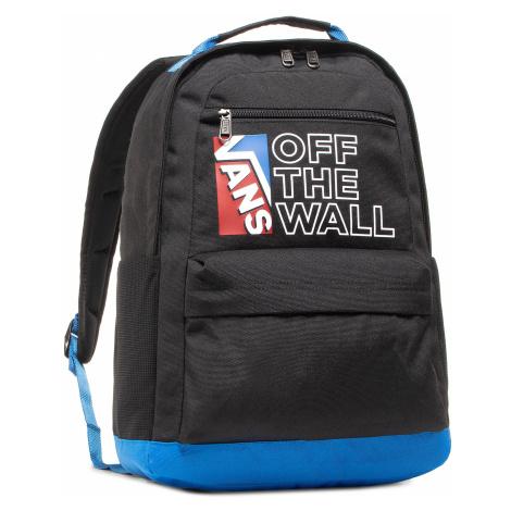 Plecak VANS - Startle Backpack VN0A4MPHPH11 Black/Victoria Blue