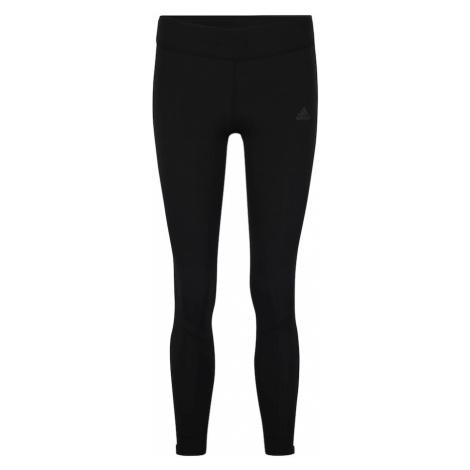ADIDAS PERFORMANCE Spodnie sportowe 'OWN THE RUN TGT' różowy / czarny