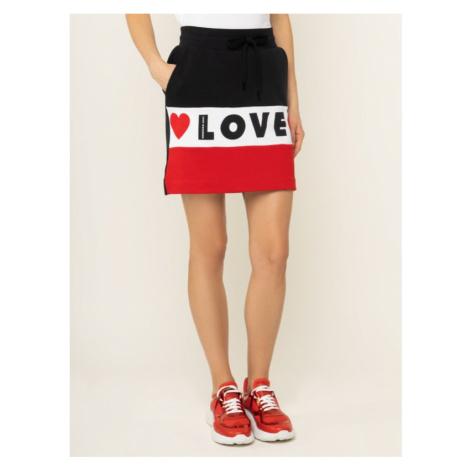 Spódnica mini LOVE MOSCHINO