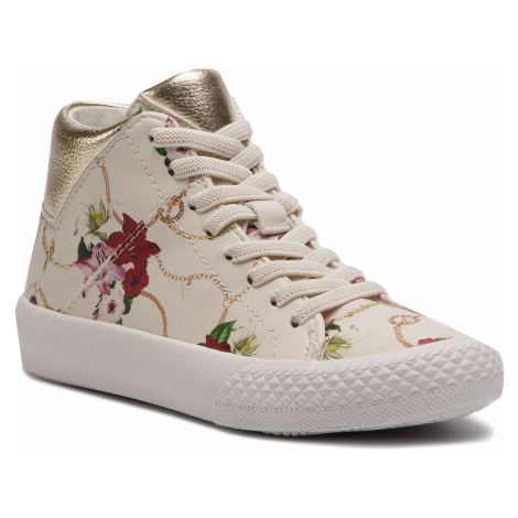 Sneakersy GUESS - Marty FI5MAR PEL12 BLANC/WHITE