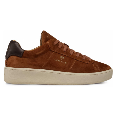 Sneakersy GANT - Leville 21633027 Cognac G45