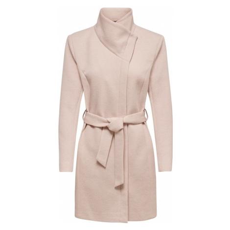 ONLY Płaszcz przejściowy 'Elli' różowy pudrowy