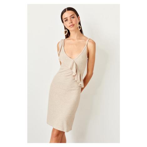 Trendyol Stone Pendant knitted Dress