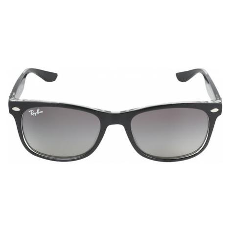 Ray-Ban Okulary przeciwsłoneczne 'JUNIOR NEW WAYFARER' czarny