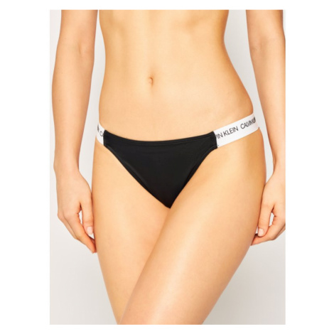 Dół od bikini Calvin Klein Swimwear