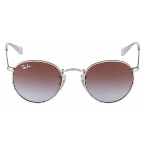 Ray-Ban Okulary przeciwsłoneczne czerwone wino / srebrny