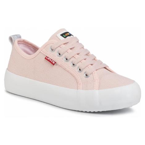 Tenisówki LEVI'S - VBET0002T Betty Pink 0044 Levi´s