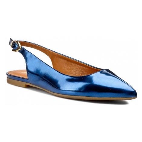Sandały GINO ROSSI - Ella DAG328-H75-3000-5700-0 Granat 59