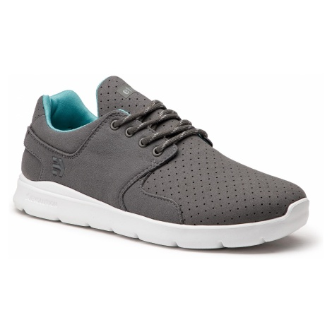 Sneakersy ETNIES - Scout Xt 4101000459 Dark Grey/White 067