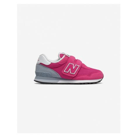 New Balance 515 Tenisówki dziecięce Różowy Szary