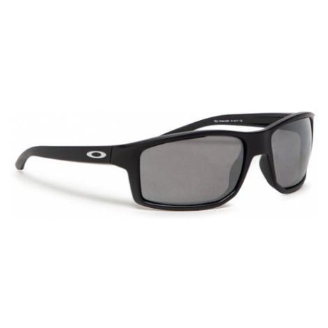 Oakley Okulary przeciwsłoneczne Gibston 0OO9449-0660 Czarny