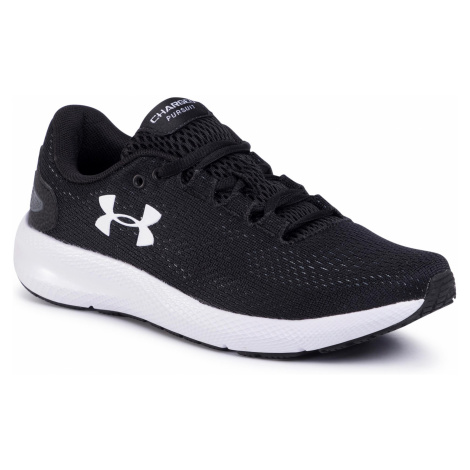 Buty UNDER ARMOUR - Ua W Charged Persuit 2 3022604-001 Blk