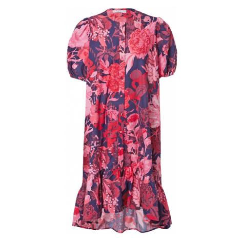 NA-KD Sukienka mieszane kolory / różowy