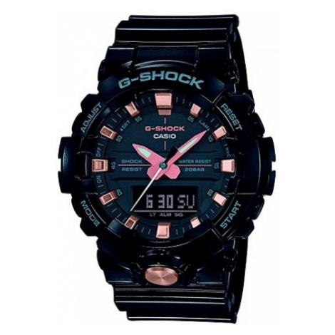 Zegarek G-SHOCK - GA-810GBX-1A4ER Black/Black Casio