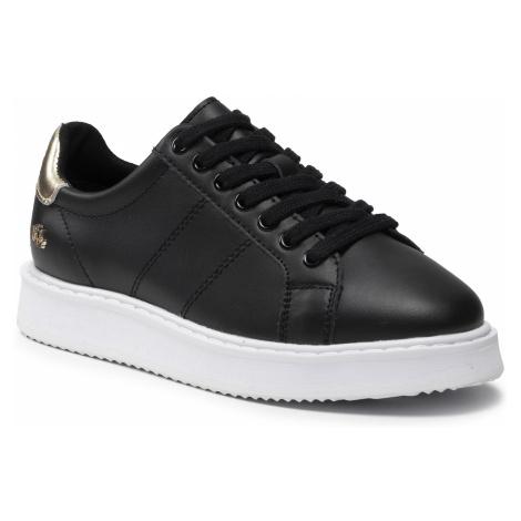Sneakersy LAUREN RALPH LAUREN - Angeline II 802809280001 Black