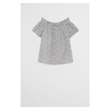 Mango Kids - Bluzka dziecięca Jane 122-164 cm