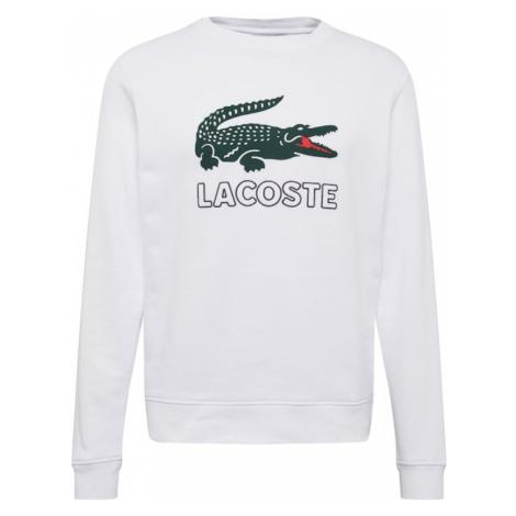 LACOSTE Bluzka sportowa biały