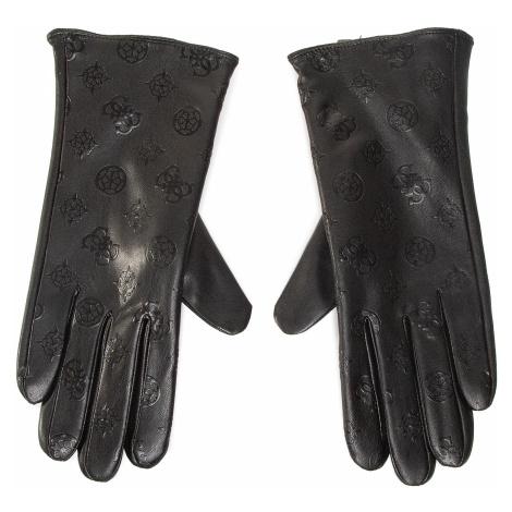 Rękawiczki Damskie GUESS - Not Coordinated Gloves AW8537 POL02 BLA