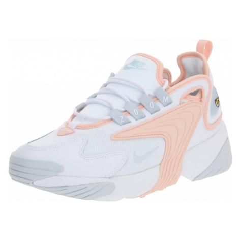 Nike Sportswear Trampki niskie 'Nike Zoom 2K' różowy pudrowy / biały