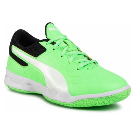 Buty PUMA - Tenaz Jr 104890 07 Elektro Green/White/Black