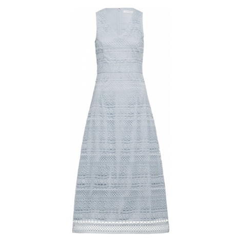 IVY & OAK Sukienka koktajlowa 'Graphic Lace Dress' niebieski