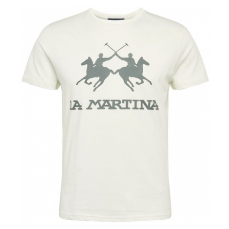 La Martina Koszulka biały