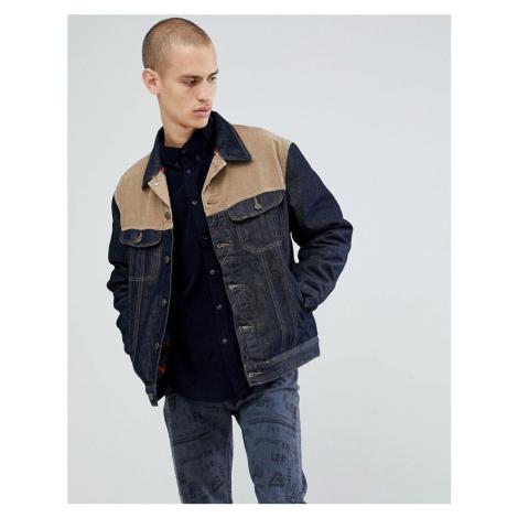 Lee rider denim jacket rinse
