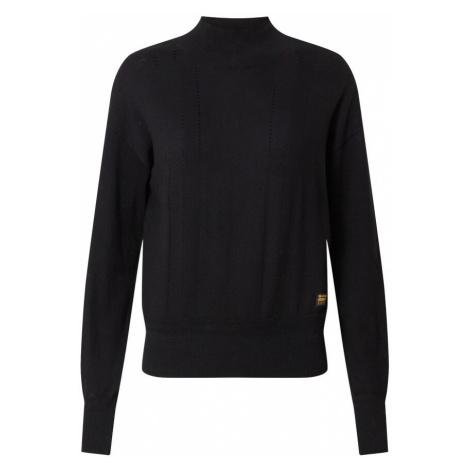G-Star RAW Sweter czarny