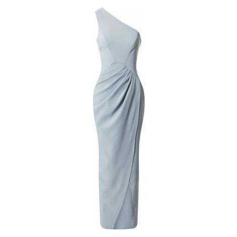 Chi Chi London Sukienka koktajlowa podpalany niebieski