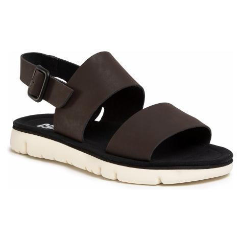 Sandały CAMPER - Oruga Sandal K100543-004 Brown