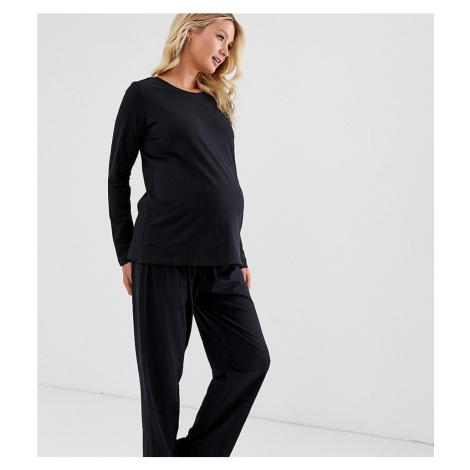 ASOS DESIGN maternity mix & match pyjama jersey trouser